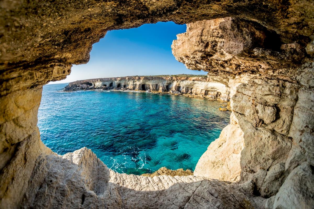Görög-fok (Cape Greco), Ciprus
