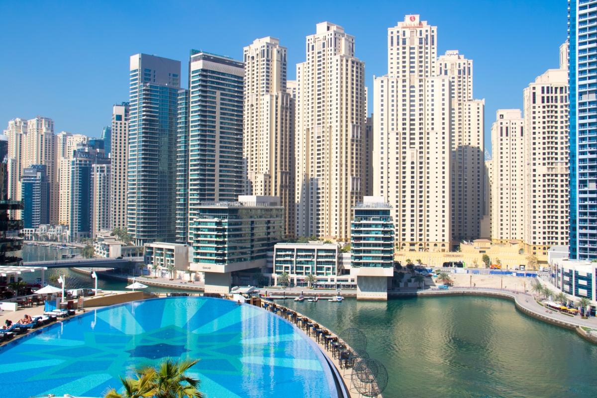 Dubai: elérhető luxus