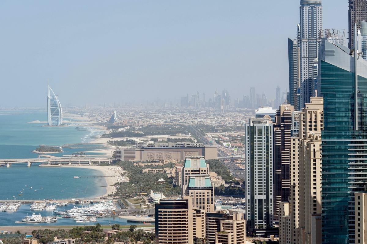 Dubai: a fantasztikus kilátások városa