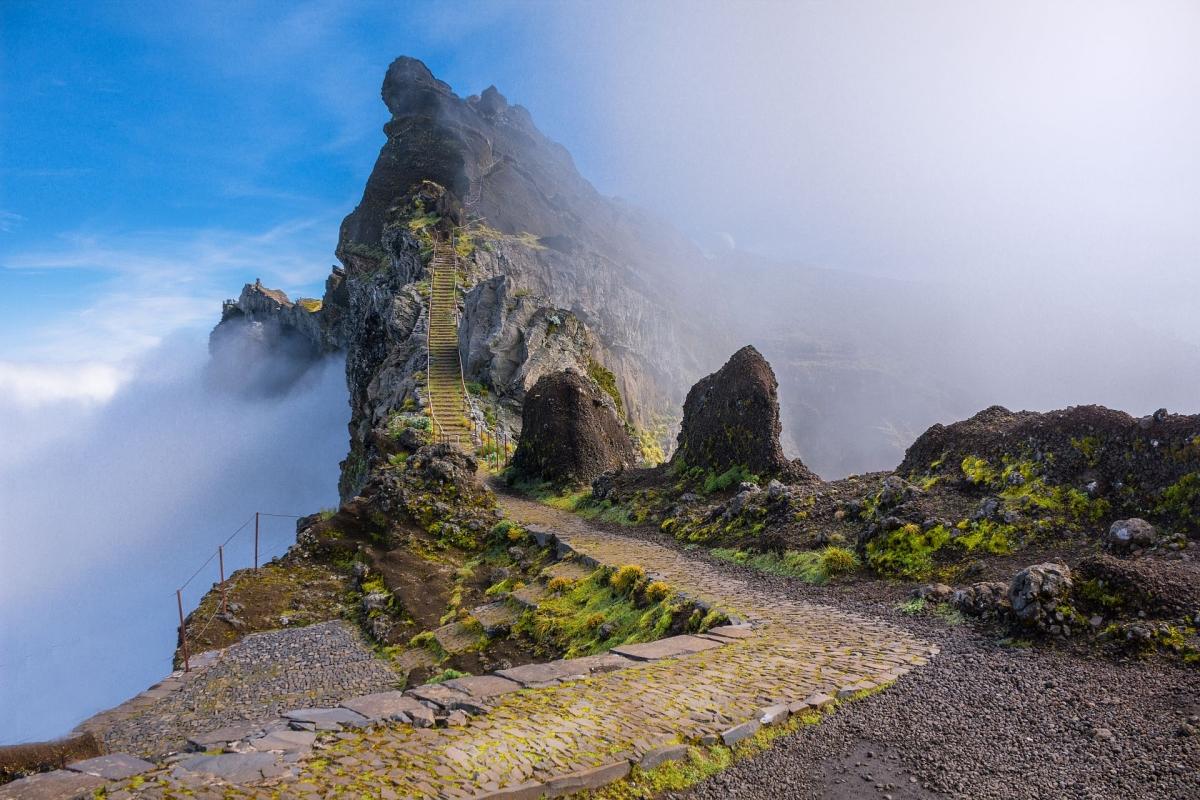 Madeira: út a felhők fölé