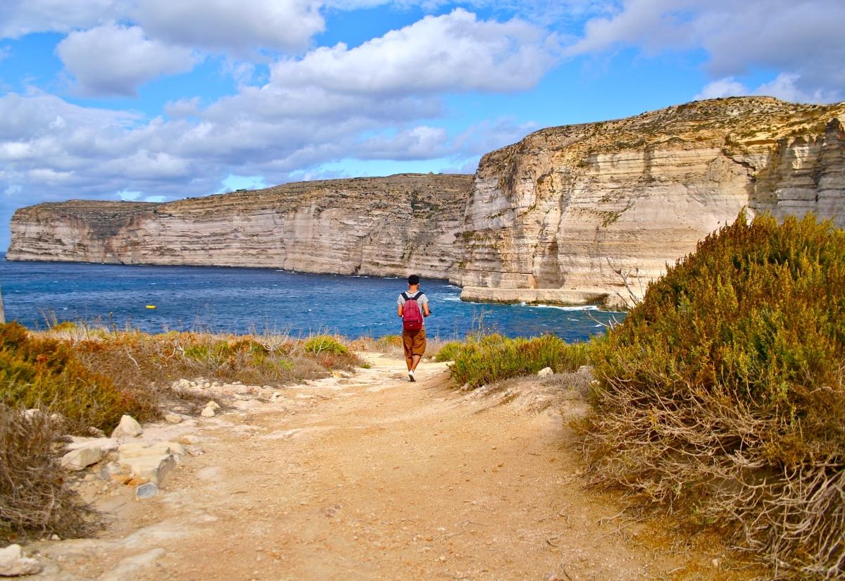 Szebbnél szebb partok és túraútvonalak várnak Máltán