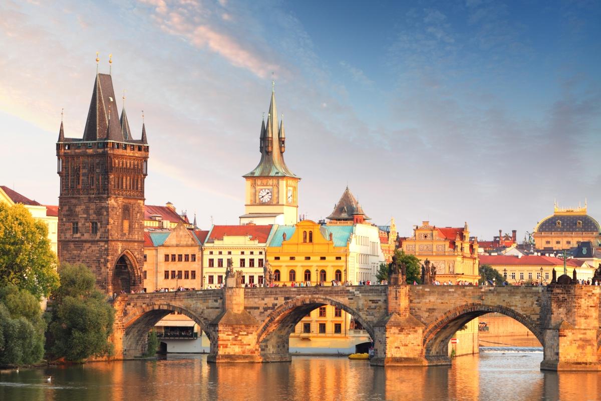 Prága: Károly-híd