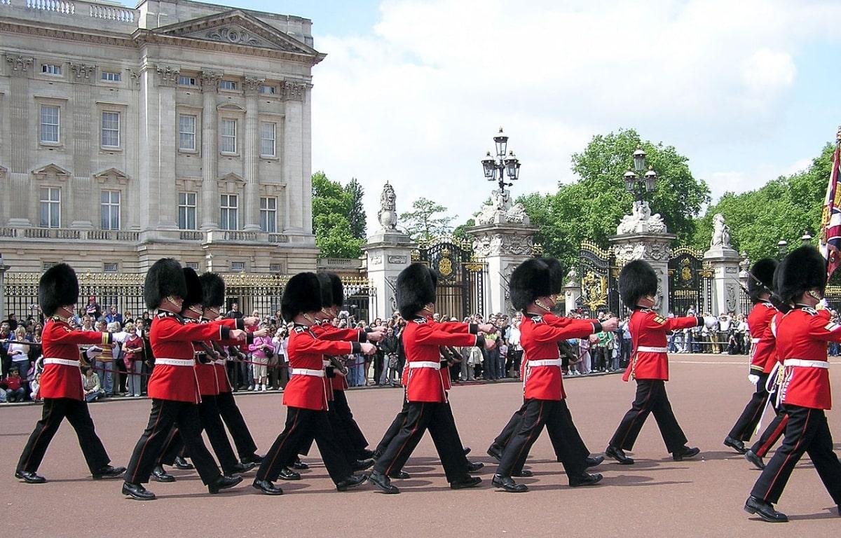 London: Buckingham-palota