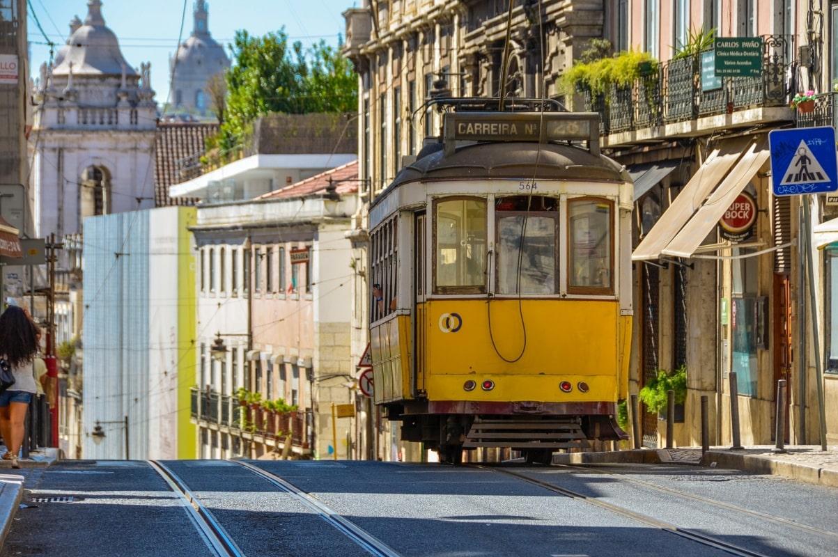 Lisszabon: 28-as villamos