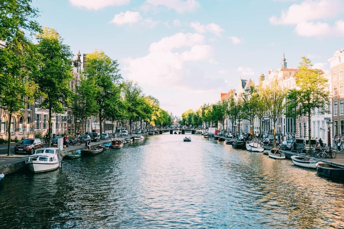 Amszterdam-csatorna