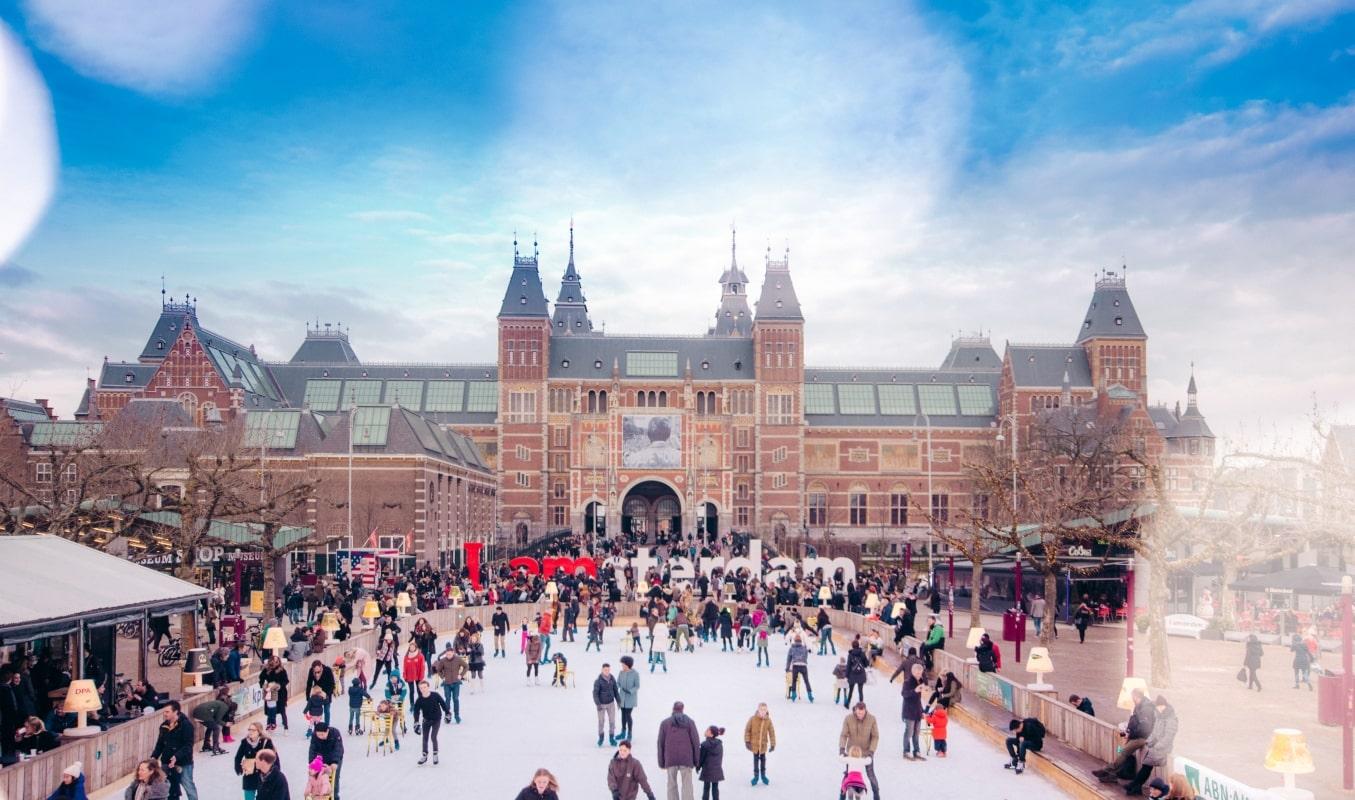 Amszterdam: Rijksmuseum